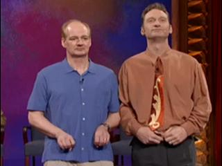 THE BEST OF WHOSE LINE IS IT ANYWAY