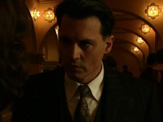 Public Enemies Dillinger Tells Billie All She Needs To Know About Him