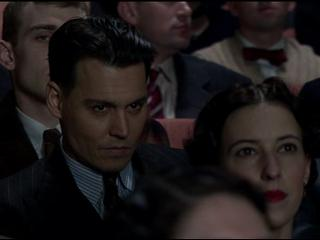 Public Enemies Dillinger Watches Newsreel Footage