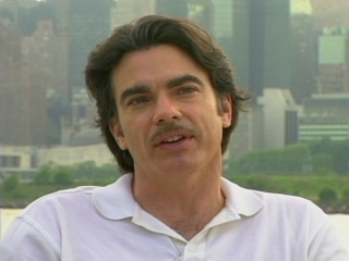MR. DEEDS SOUNDBITE: PETER GALLAGHER ON THE ENVIRONMENT OF THE SET