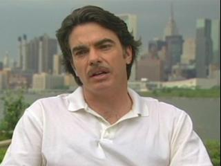 Mr Deeds Soundbite Peter Gallagher On Blake And His Character
