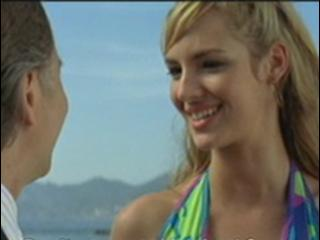 The Girl From Monaco Scene 6