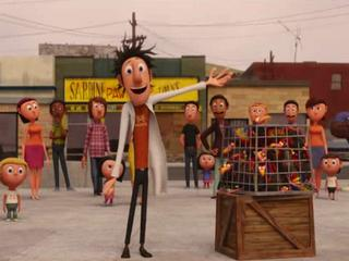 Cloudy With A Chance Of Meatballs Trailer 1