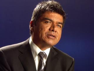 George Lopez Tall Dark  Chicano