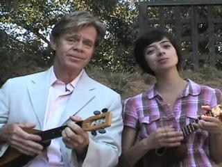 Bart Got A Room William H Macy And Kate Micucci Duet