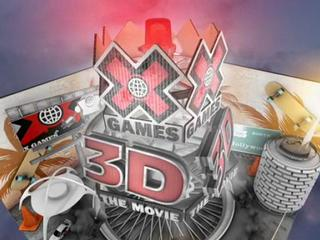 X Games 3D The Movie