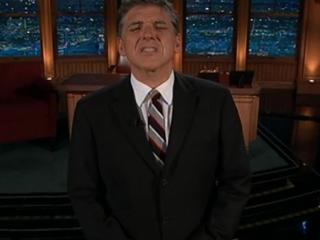 The Late Late Show With Craig Ferguson: Clip 1