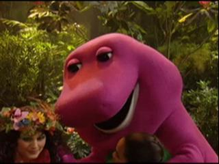 Barney Jungle Friends