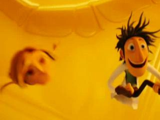 Cloudy With A Chance Of Meatballs Jell-o Mold