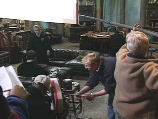 Harry Potter And The Chamber Of Secrets B-roll