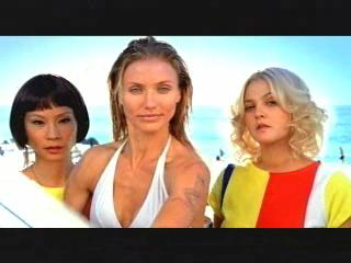 CHARLIE'S ANGELS FULL THROTTLE