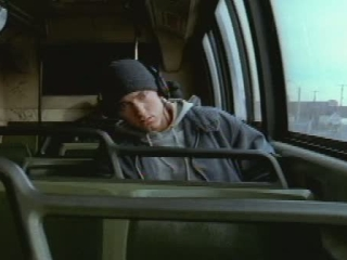 8 Mile Scene Bus Ride