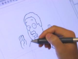 The Cleveland Show: Making Of An Episode Story Boarding