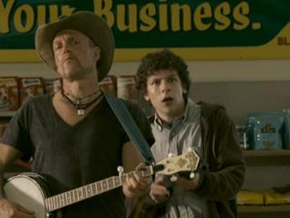 Zombieland Nut Up Or Shut Up