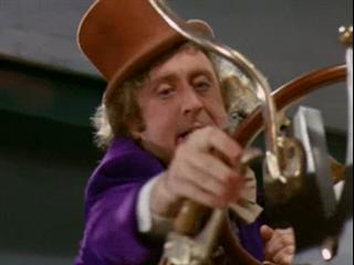 Willy Wonka And The Chocolate Factory Wonkamobile Blu-ray
