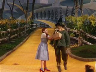 The Wizard Of Oz 70th Anniversary Edition To Oz