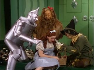 The Wizard Of Oz 70th Anniversary Edition Wizard Says Go Away