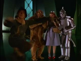 The Wizard Of Oz 70th Anniversary Edition Meeting The Wizard