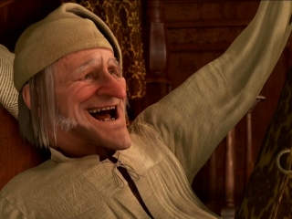 Disney's A Christmas Carol: Perfect Partnership Behind The Scenes Featurette Clip (2009) - Video ...