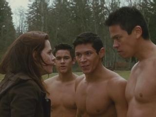 The Twilight Saga New Moon Jacobs Transformation