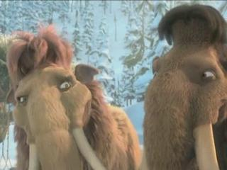 Ice Age 3 Dawn Of The Dinosaurs Having A Baby Exclusive