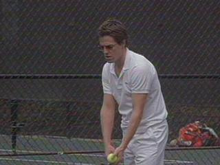 Two Weeks Notice Scene Tennis Match