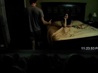 Paranormal Activity Uk - Paranormal Activity - Flixster Video