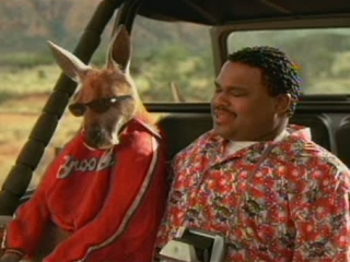 Kangaroo Jack Scene Photo Session