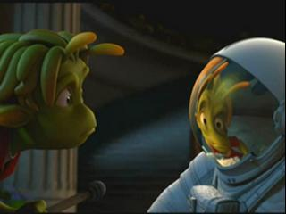 Planet 51 Encounter