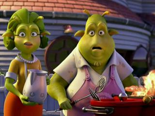 Planet 51 Freaked Tv Spot