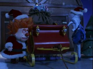 A Miser Brothers Christmas Snow Ball Fight Clip 2009