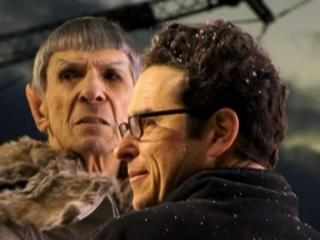Star Trek: Film And Behind The Scenes Montage