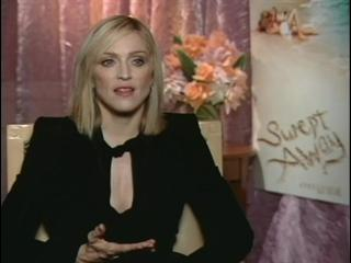 SWEPT AWAY: MADONNA INTERVIEW