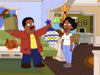 The Cleveland Show: Behind The Scenes Of Holiday Music Video Featuring Earth, Wind, & Fire