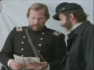 GODS AND GENERALS SCENE: THE END MUST JUSTIFY THE COST