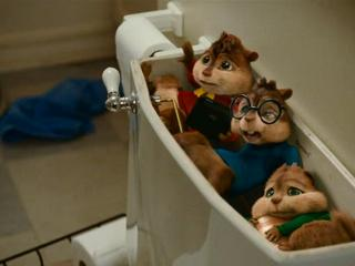 Alvin And The Chipmunks The Squeakquel Dodgeball