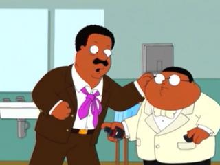 The Cleveland Show: In Black And White