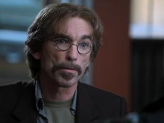 Human Target: Jackie Earle Haley: Guerrero (Revised)