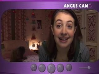 Angus Thongs And Perfect Snogging Intro