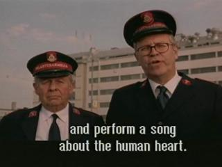 The Man Without A Past Scene A Song About The Human Heart