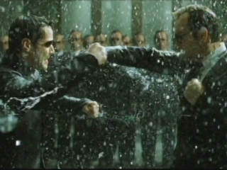 Matrix Revolutions The Trailer 1
