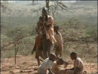 Nowhere In Africa Scene Toto