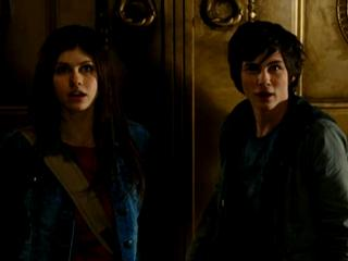 Percy Jackson  The Olympians The Lightning Thief Trailer 1