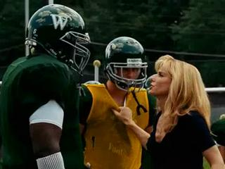THE BLIND SIDE (UK)