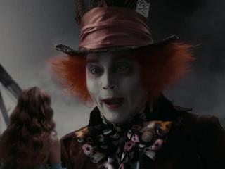 Alice In Wonderland Mad Hatter Micro Pod Featurette
