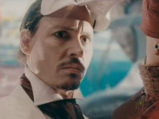 The Imaginarium Of Doctor Parnassus Johnny Depp Dances With The Lady In The Shoes