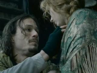 Imaginarium Of Doctor Parnassus Heath Ledger Helps Lilly Cole