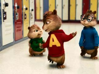 Alvin And The Chipmunks The Squeakquel Uk