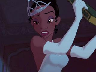 The Princess And The Frog Uk