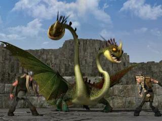 How To Train Your Dragon Dragon Training Lesson 4